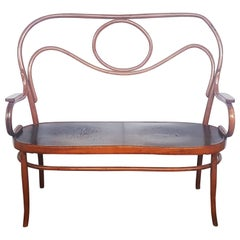 No. 14 Bentwood Bench by J&J Kohn for Jacob & Josef Kohn