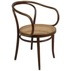 No. 209 Bentwood Armchair by August Thonet for Thonet