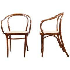 No. 209 Vienna Bentwood Armchair by August Thonet for Thonet