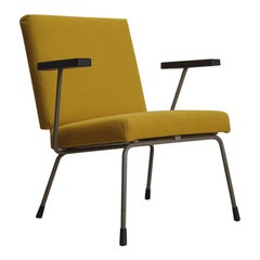 No. 415 Easy Chair by Wim Rietveld for Gipsen