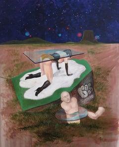 Noah Becker 'Midnight at the Mini Golf'