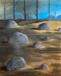 Noah Becker 'Night Landscape'