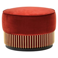 Noah Ottoman by Claudia Campone and Martina Stancati