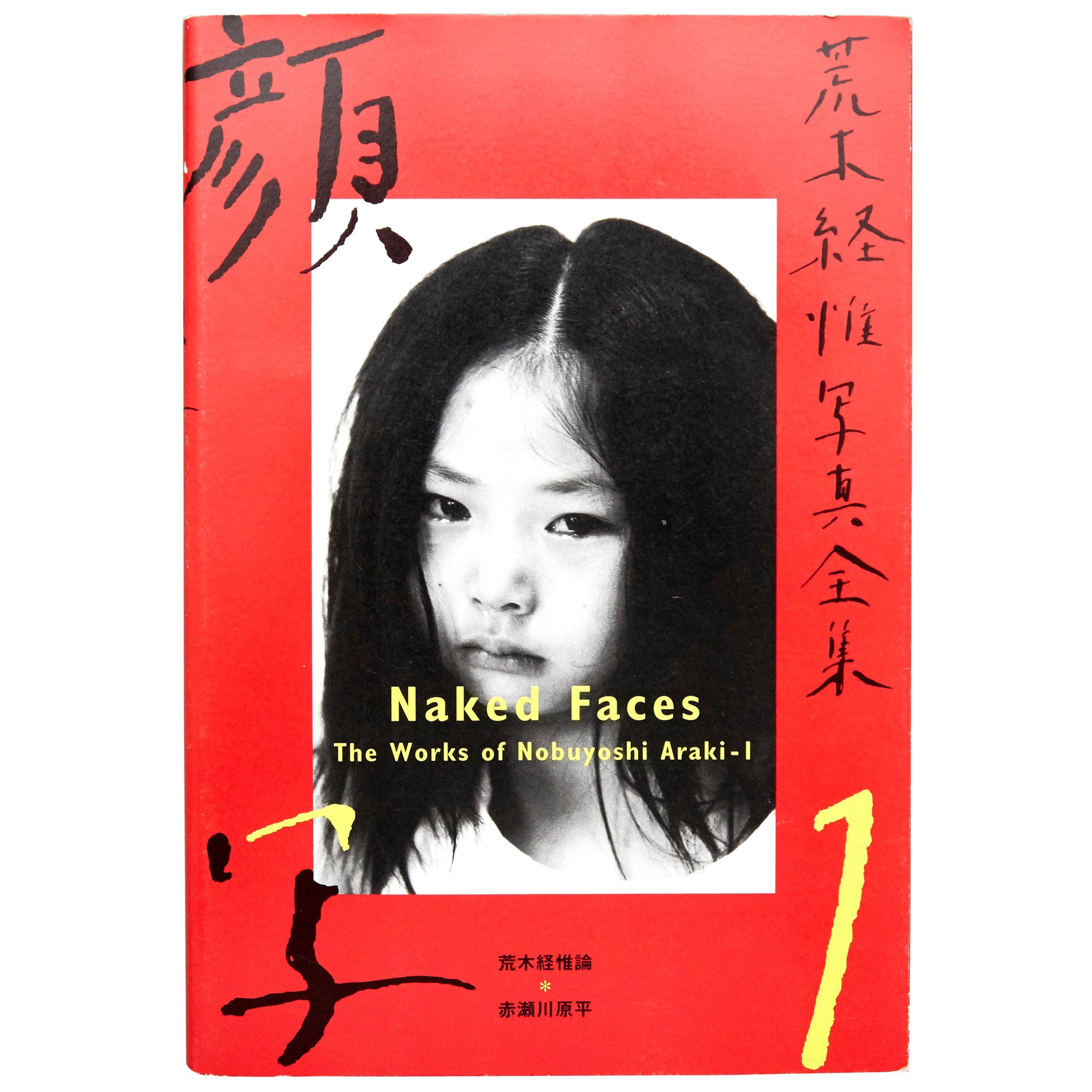 Nobuyoshi Araki Book Nº1 Signed