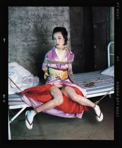 67 Shooting Back #GDN162 – Nobuyoshi Araki, Woman, Bondage, Japan, Photography