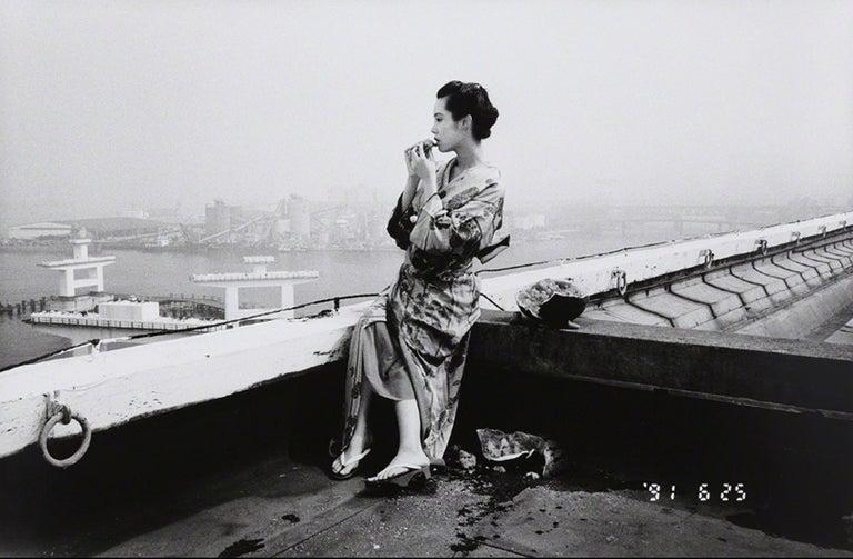 Nobuyoshi Araki Black and White Photograph - Photo Maniac's Diary