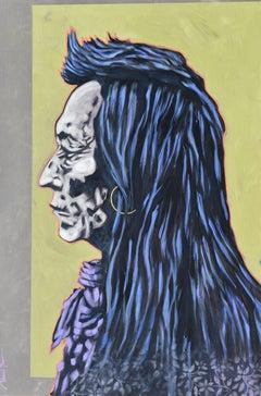 """""""Black Eagle - Nez Perce"""""""