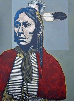 """""""Black Leggins - Kiowa"""""""