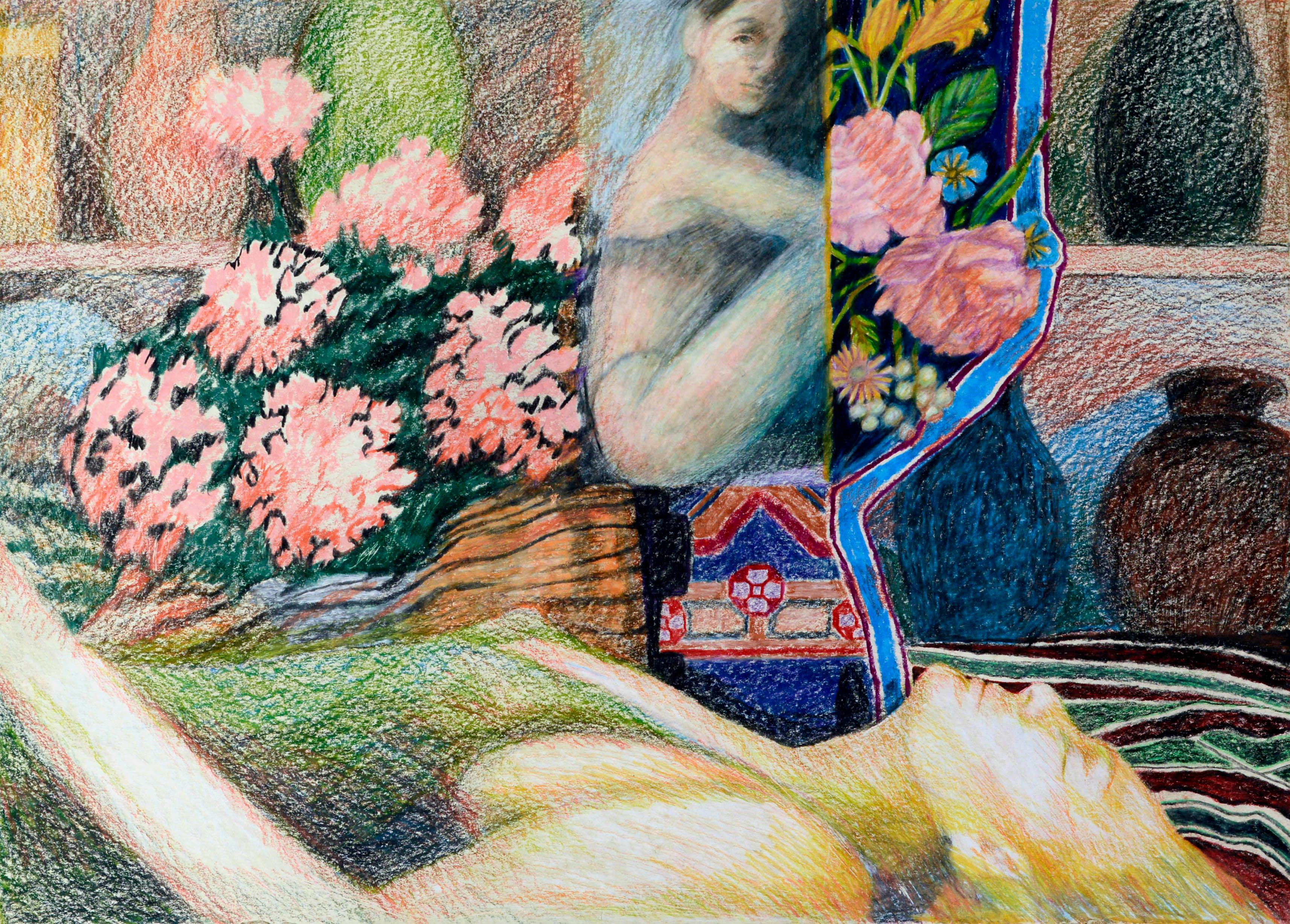 Figurative Abstract Meditation