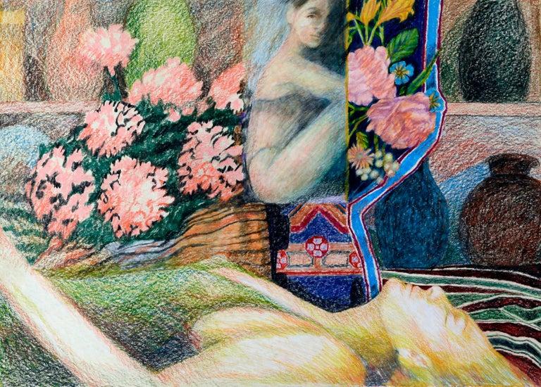 Noel Howard Landscape Art - Figurative Meditation