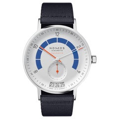 Nomos Glashuette Autobahn Mecanic Watch