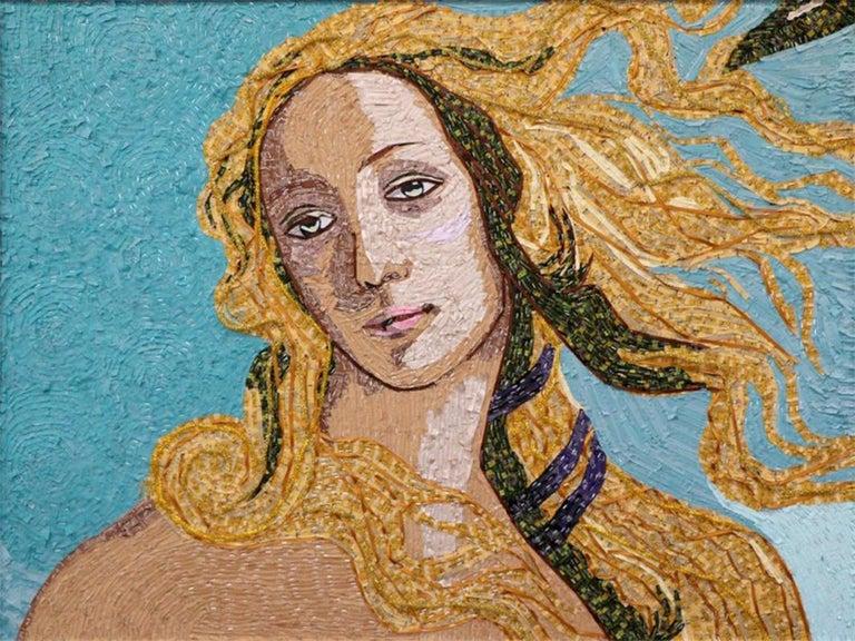 Venus - Mixed Media Art by Nora Adame