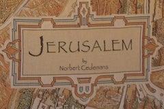 'Jerusalem 2002' A Unique Limited-Edition Tapestry (No. 4/5)
