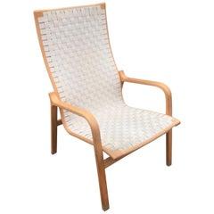 Nordic Mid-Century Modern Design Chair, 1980s