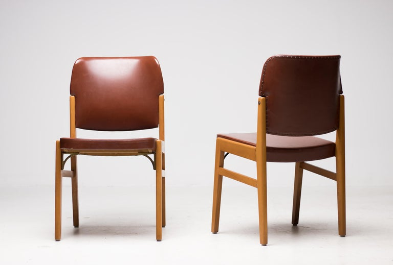 Nordiska Kompaniet Chairs For Sale 3