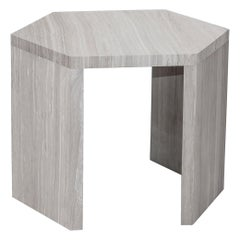 Norfolk Stone Side Table