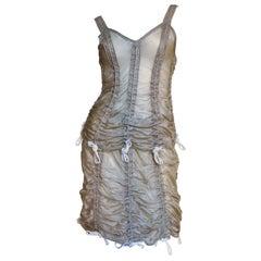 Norma Kamali Omo Parachute Top and Skirt 1980s