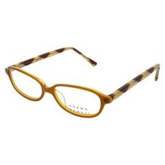Norma Kamali vintage glasses frame