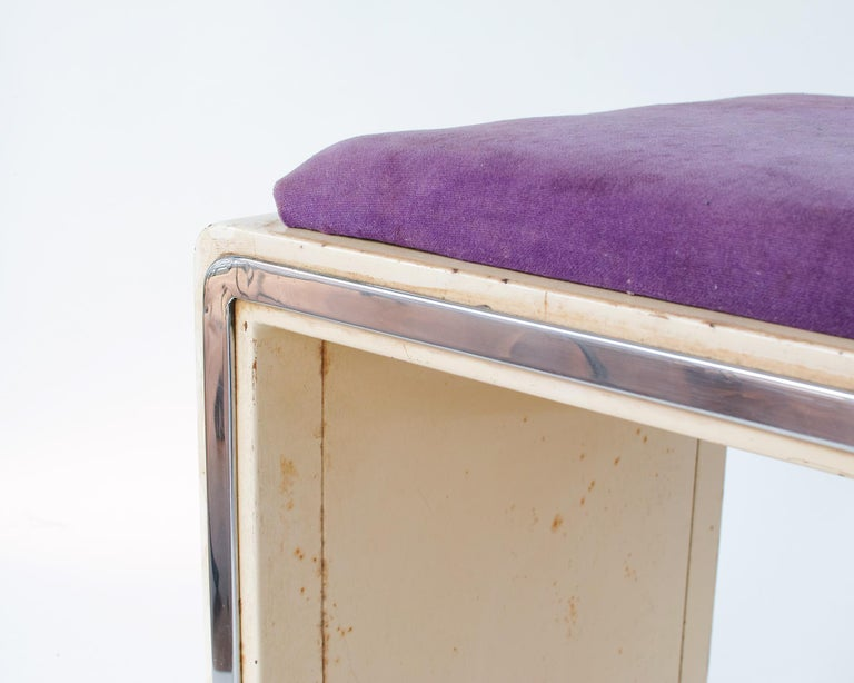 Mid-20th Century Norman Bel Geddes Bench For Sale