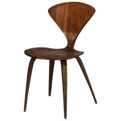 Norman Cherner First Edition Cherner Chair with 'Bernardo' Label
