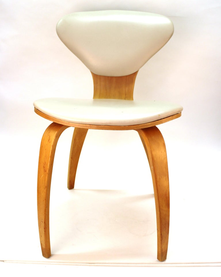 Norman Cherner for Plycraft Mid-Century Modern Dining Room Chairs For Sale 4