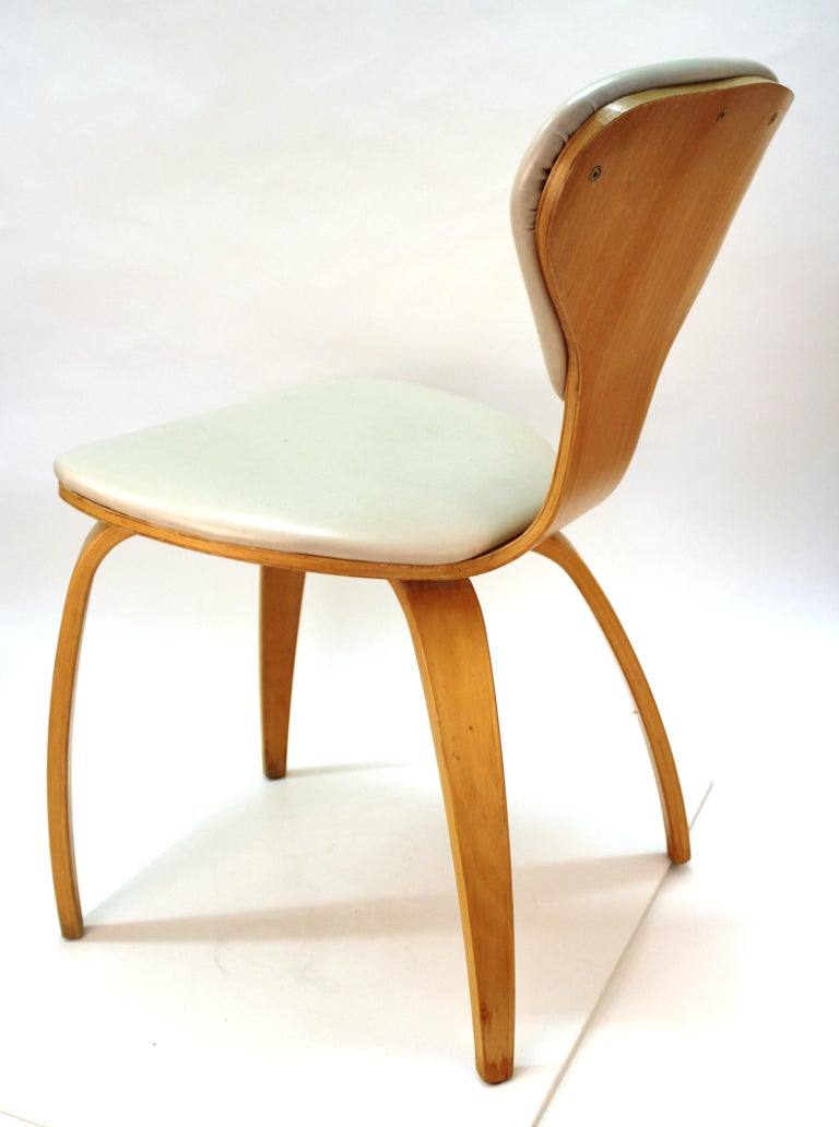 Norman Cherner for Plycraft Mid-Century Modern Dining Room Chairs For Sale 6