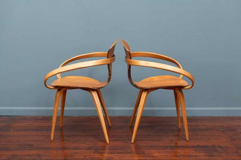 Matched pair Norman Cherner design