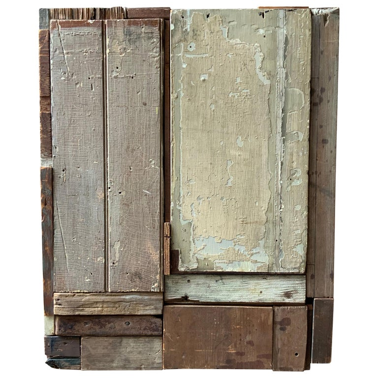 Norman Conn '1932-2003' 1961 Mixed-Media Construction #5 For Sale