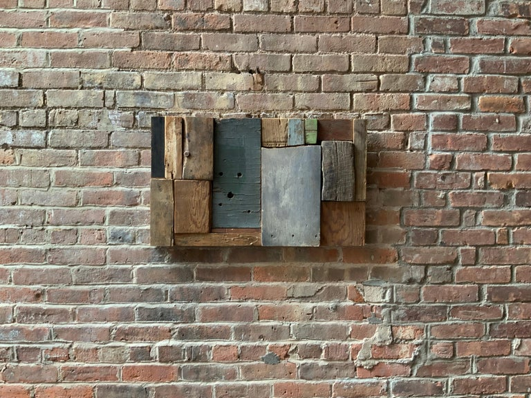 Norman Conn Mixed Media Construction, 1961 In Good Condition For Sale In Garnerville, NY