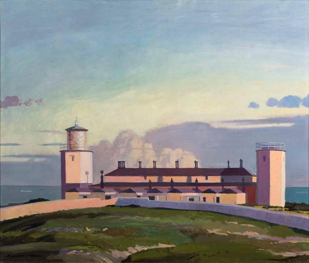 Evening, The Lizard Lighthouse