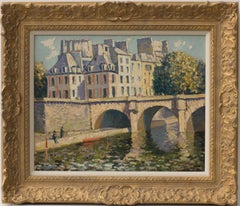 Le Pont Neuf, Paris