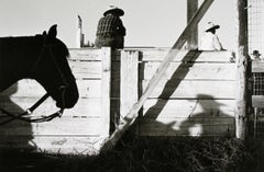 Norman Mauskopf, Marysville, California 1984, (from the Rodeo book)