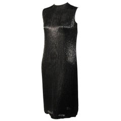 Norman Norell 1960's Hand Beaded Dress ex Collection Model & Muse Denise