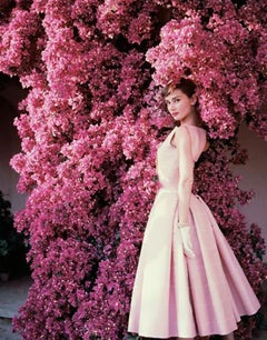 Audrey Hepburn, Italy, 1955 [II] - Norman Parkinson (Colour Photography)