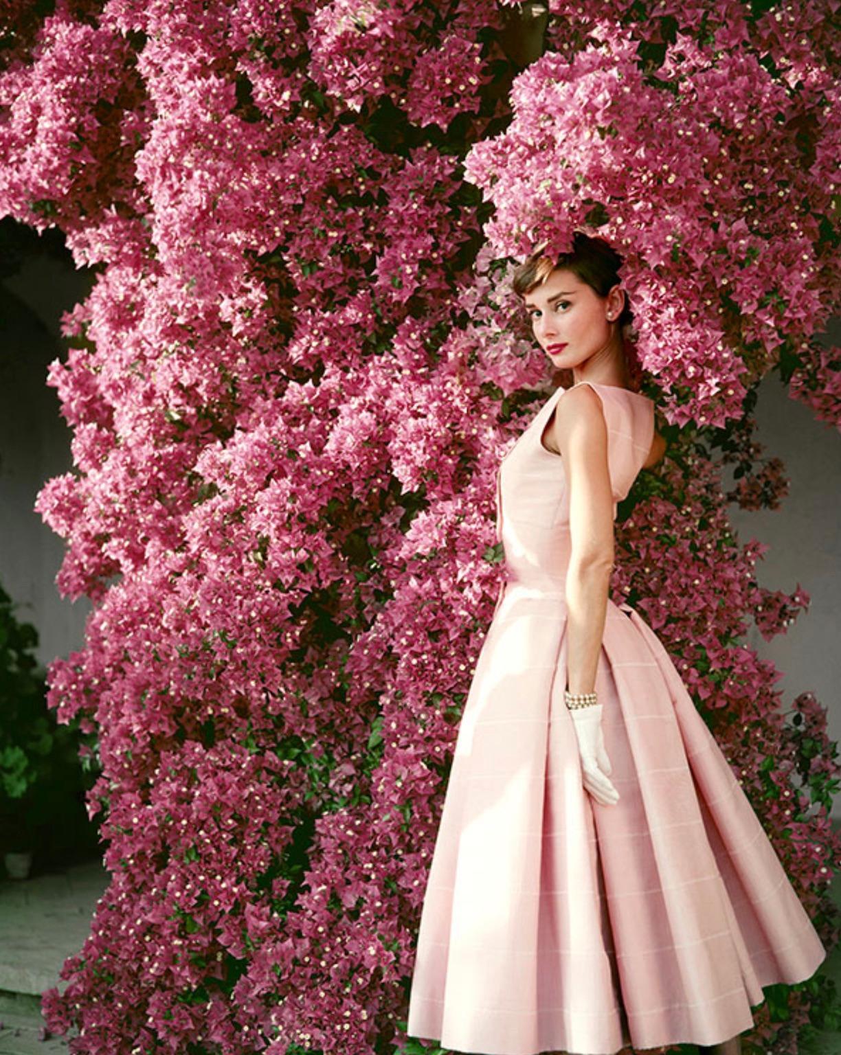Audrey Hepburn II, Italy, 1955