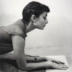 Audrey Hepburn, Vogue, 1952