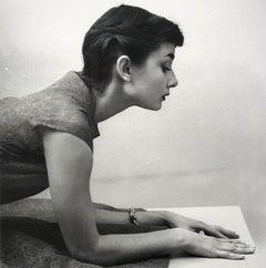 Norman Parkinson 'Audrey Hepburn, Vogue''