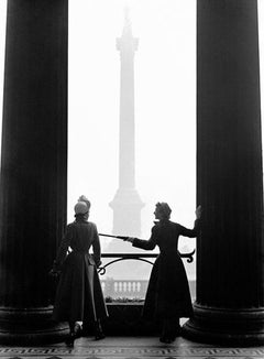 Norman Parkinson 'The New Look, London'