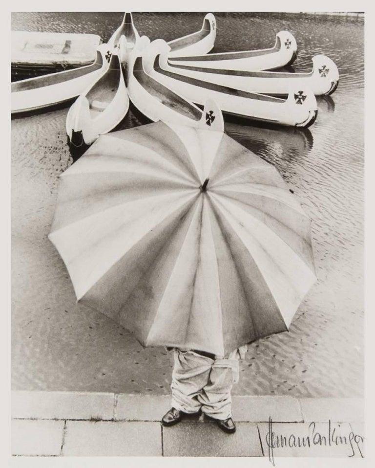 Norman Parkinson Black and White Photograph - Tinker Paterson, Brighton