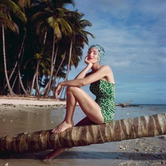 Wenda Parkinson in Tobago, Vogue