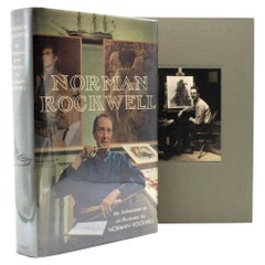 """""""Norman Rockwell: My Adventures as an Illustrator"""" Signed First Edition, 1960"""