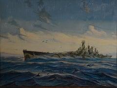 """""""USS NORTH CAROLINA"""""""