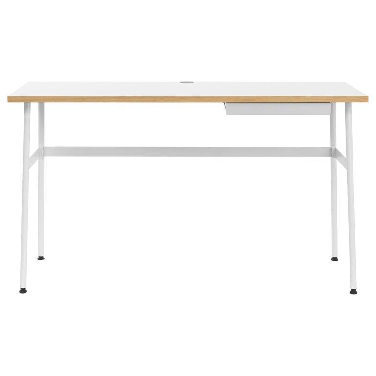 For Sale: White (Journal Desk White) Normann Copenhagen Journal Desk by Simon Legald