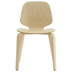 Normann Copenhagen My Chair with Wood Base by Nicholai Wiig Hansen