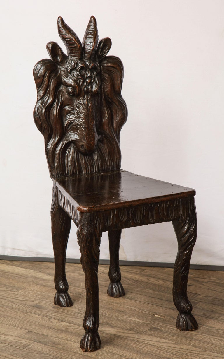 North of Scotland Goat Chair For Sale 2