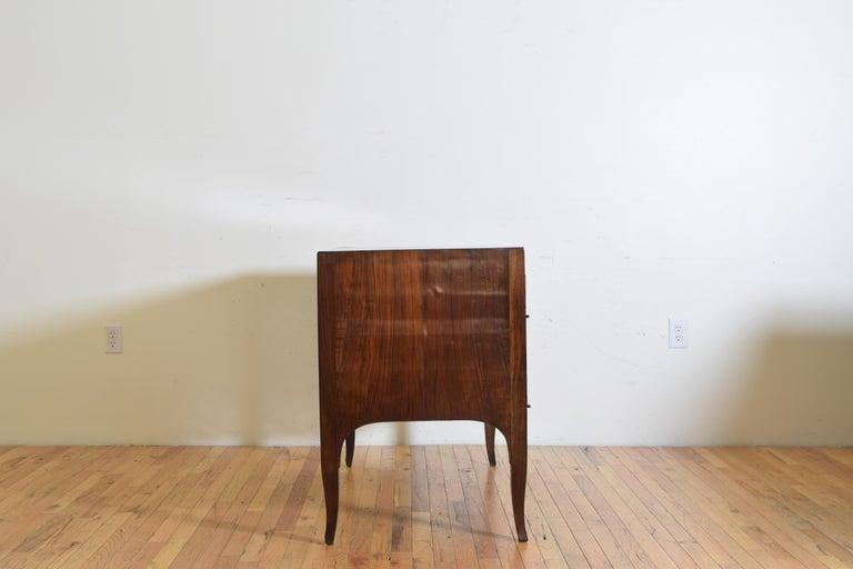 Northern Italian, Veneto, Walnut Neoclassic Period Writing Desk, early 19th cen For Sale 3