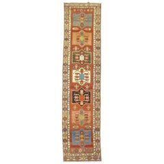 Northwest Persian Tribal Antique Runner