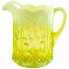 Northwood Opalescent Pitcher