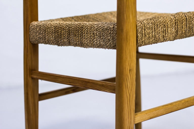 Mid-20th Century Norwegian 1960s Dining Chairs in Pine by Harry Moen For Sale