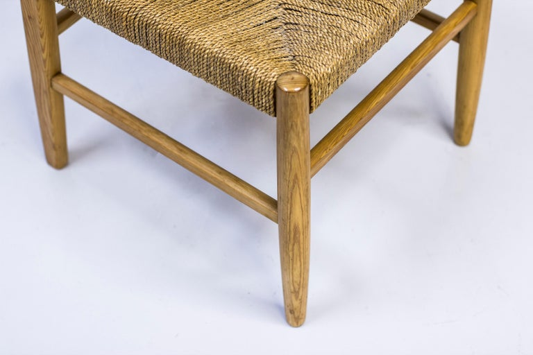 Norwegian 1960s Dining Chairs in Pine by Harry Moen For Sale 2